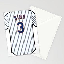 Tomas Nido Jersey Stationery Cards