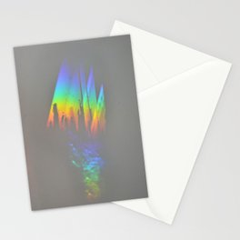 Through the Rainbow Stationery Cards