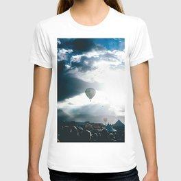 Albuquerque Balloon Fiesta Sunrise T-shirt