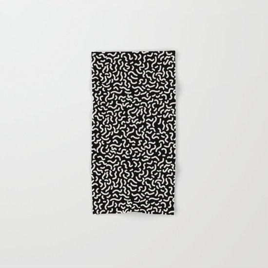 Memphis pattern 4 Hand & Bath Towel