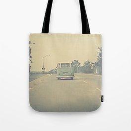 Hit The Road Tote Bag