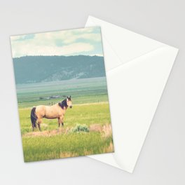 Summer Pasture Stationery Cards