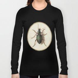 Vintage beetle Long Sleeve T-shirt