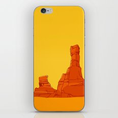 Coyote Country iPhone & iPod Skin