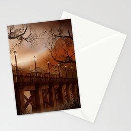 Asian Bridge Stationery Cards