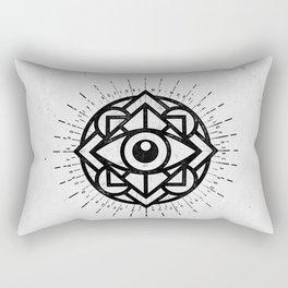 Positive Vision Rectangular Pillow