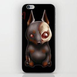 : Chibi zombi mutt : iPhone Skin