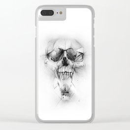 Cocaine Clear iPhone Case