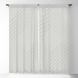 Celeste Diamonds Blackout Curtain