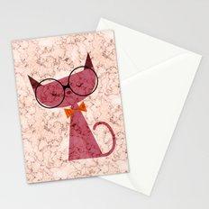 Odd Cat Stationery Cards