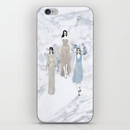 Fashionary 1 iPhone Skin