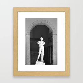 184. I want you, Rome Framed Art Print