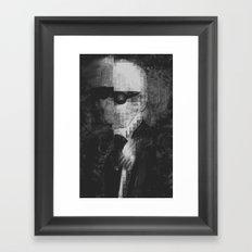 Karl Lagerfeld Star Futurism Limited Framed Art Print