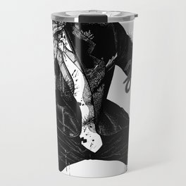 Zombie Bespoke (With Copy) Travel Mug