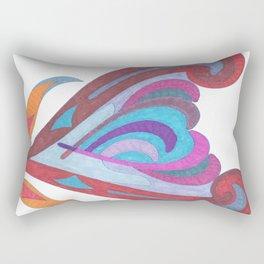 Flame Eternal Rectangular Pillow