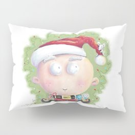 christmas elf Pillow Sham