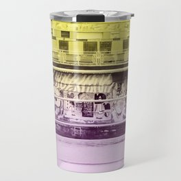 Brussels Canal District Travel Mug
