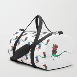 Frill-necked Lizard Duffle Bag