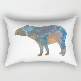 Tapir Rectangular Pillow