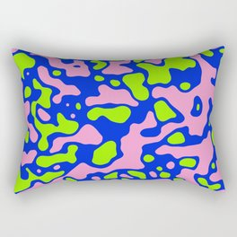 Camo 136 Rectangular Pillow