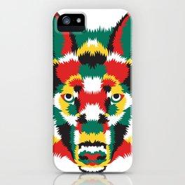 El Lobo iPhone Case