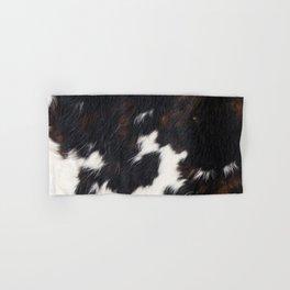 Cowhide Texture Hand & Bath Towel