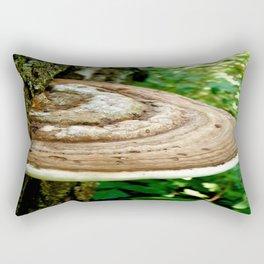 Mushroom Pancake Rectangular Pillow
