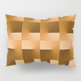 Square Blocks Pillow Sham