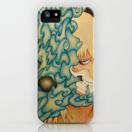 Seeping iPhone Case