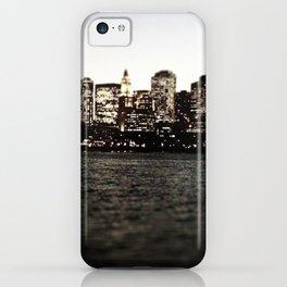 Same Spot, Different Light iPhone Case