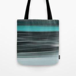 Ocean Calm Abstract Seascape Tote Bag