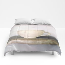 cup of kindness Comforters