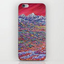 Colorado Mountainscape 2 iPhone Skin