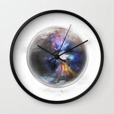 Small Bang Wall Clock
