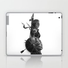 Warrior 6 Laptop & iPad Skin