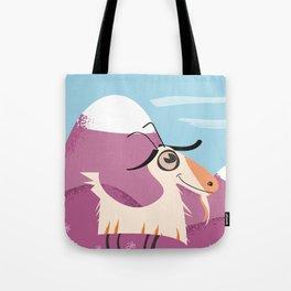 billy goat gruff Tote Bag