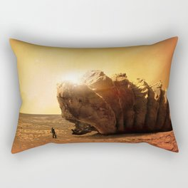 Shai-Hulud Rectangular Pillow