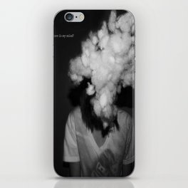Where is my mind iPhone Skin