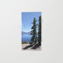 Scenic Crater Lake Hand & Bath Towel