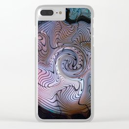 Fanservice Clear iPhone Case