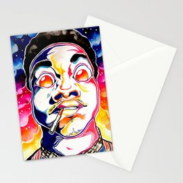 Acid Rap Chance The Rapper Cover Stationery Cards