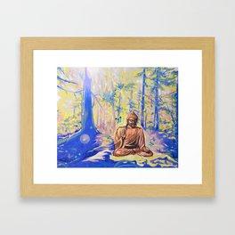 As It Is Framed Art Print