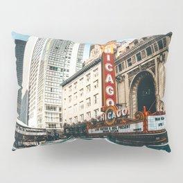 Chicago live Pillow Sham