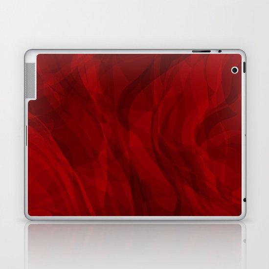 Love Flows Gently Laptop & iPad Skin