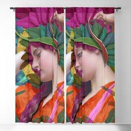Pallas Athena Botanical Blackout Curtain
