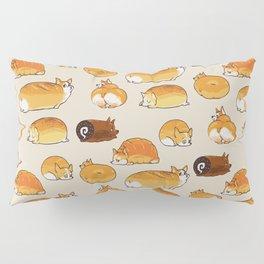 Bread Corgis Pillow Sham