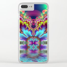 Diwali... Festival of Light... Clear iPhone Case