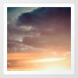 20 Minutes of Sky 1 Art Print