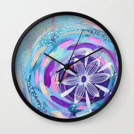 Renewal Wall Clock
