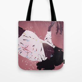 The Dream of Angels Dreaming of Men Tote Bag